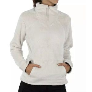 North Face Mossbud 1/4 Zip Pullover